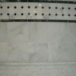 SUBWAY WHITE CARRARA Marble