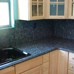 Blue Pearl Granite counter top