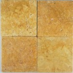 Yellow Travertine Tiles