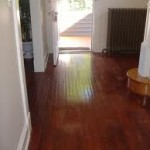 Red Travertine Flooring Design